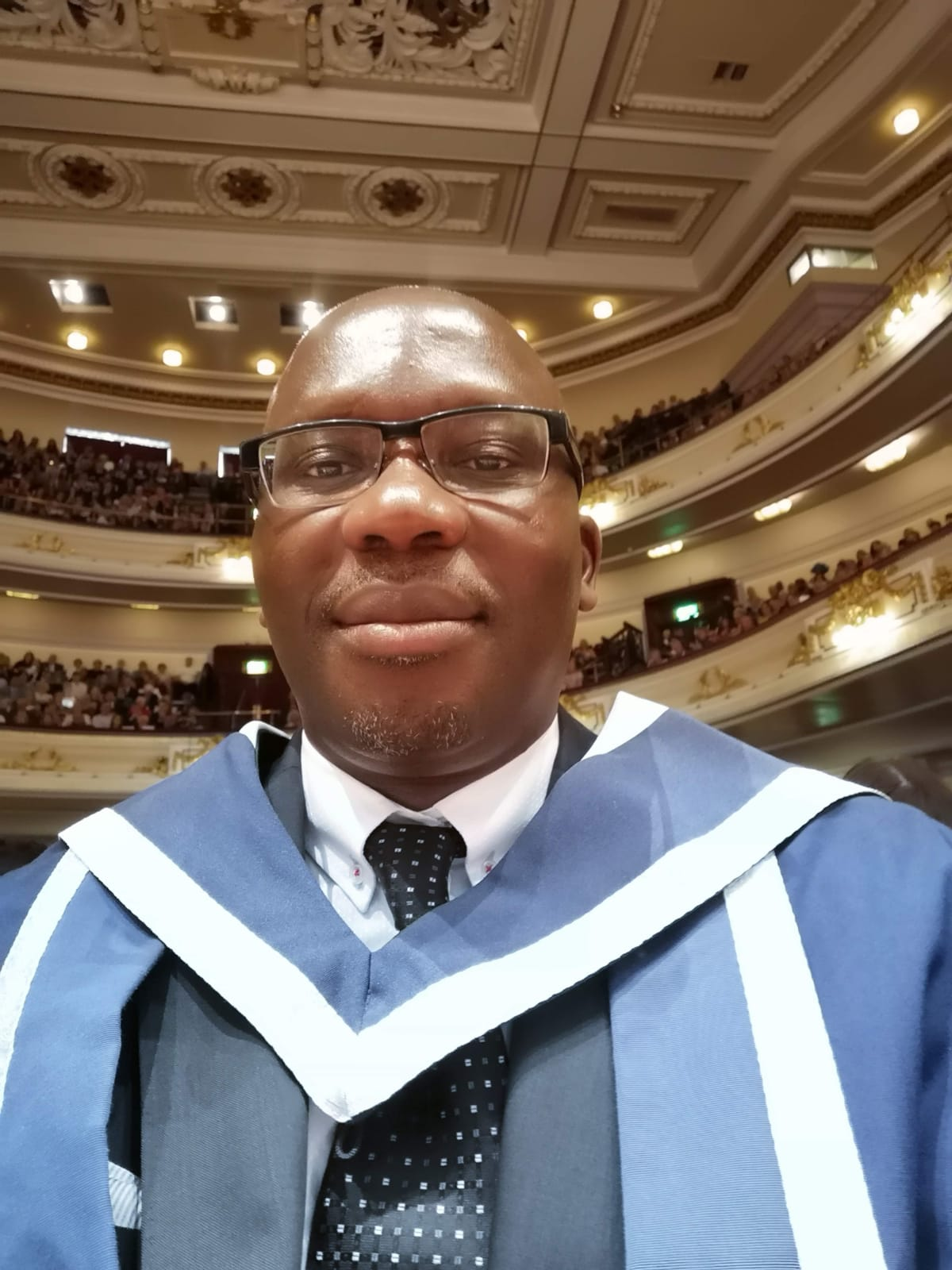 Dr. Courage Ijeghede